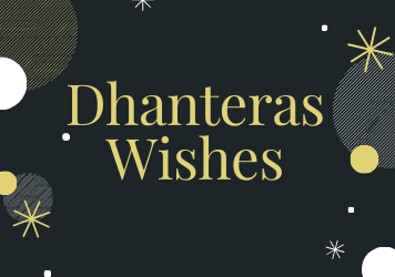 Dhanteras-Wishes