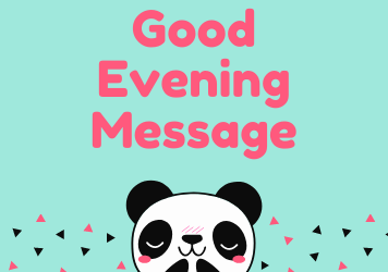 Good-Evening-Messages