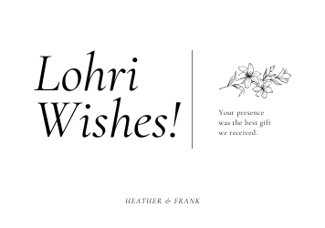 Lohri-Wishes