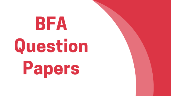 AKTU- BFA previous year question papers